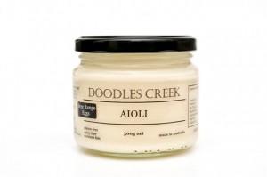 HealthyDietDoodles Creek Aioli