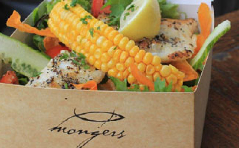 Healthy Cafe Review - Fish Mongers