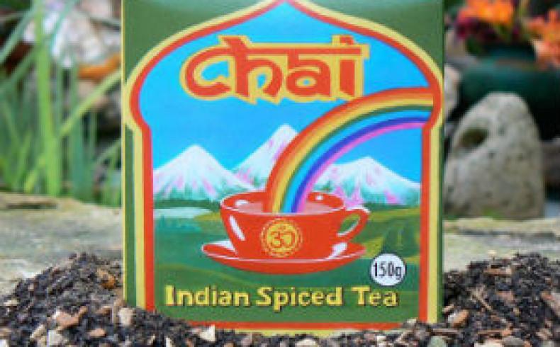Rainbow Chai Tea