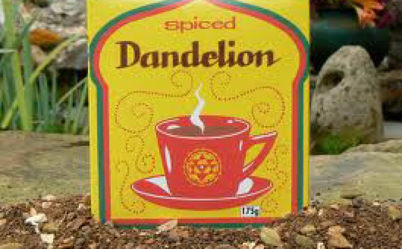 Spiced Dandelion Tea