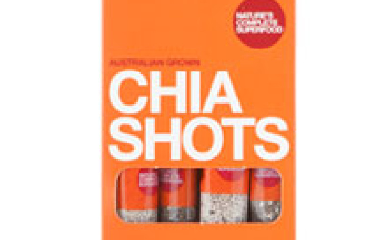The Chia Co Chia Shots