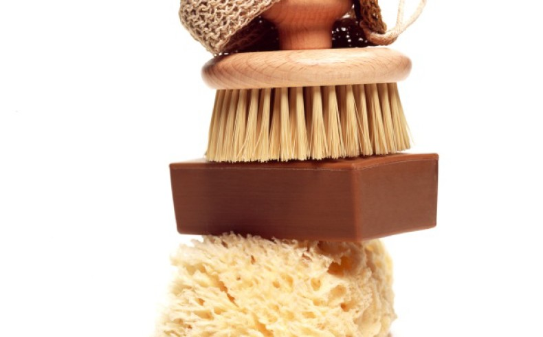 How dry skin brushing can banish cellulite