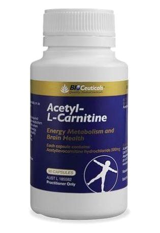 Bioceuticals-Acetyl-L-Carnitine