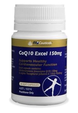 Bioceuticals-CoQ10-Excel-150mg