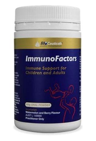 Bioceuticals-Immunofactors