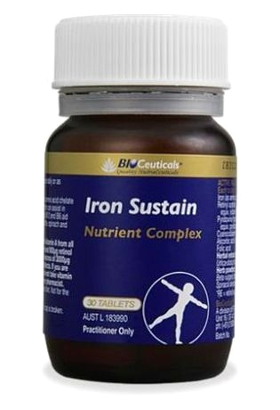 Bioceuticals-Iron-Sustain