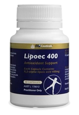 Bioceuticals-Lipoec-400