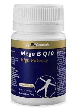Bioceuticals-Mega-B-Q10