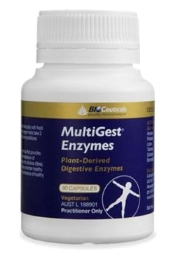 Bioceuticals-MultiGest-Enzyme