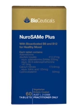 Bioceuticals-NuroSAMe-PLus