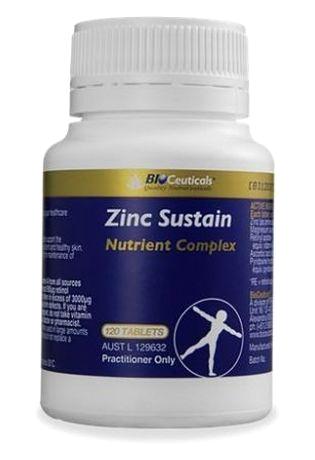 Bioceuticals-Zinc-Sustain