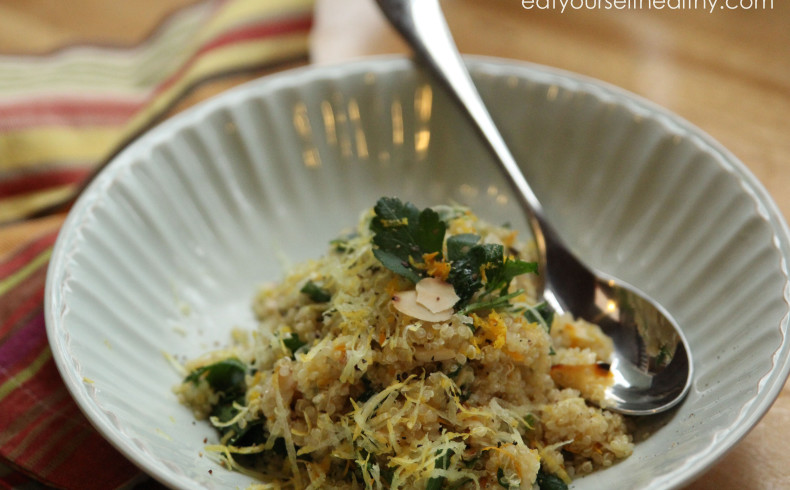 EYH MEMBER RECIPE: How To Cook Quinoa