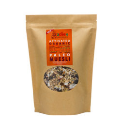 Activated Organic Muesli Paleo