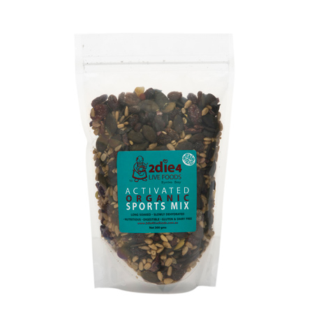 Activated Organic Sports Mix