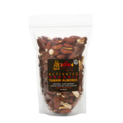 Activated Tamari Almonds