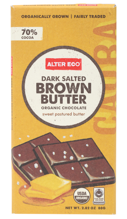 Chocolate Organic - Brown Butter 79%