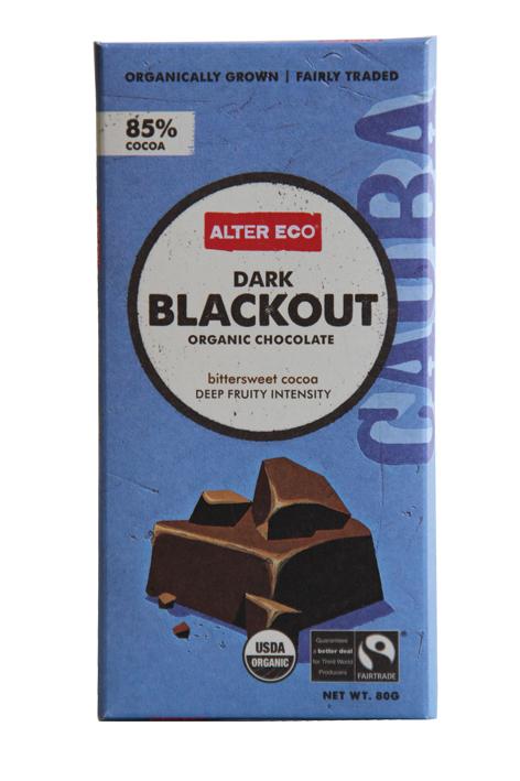 Chocolate Organic - Dark Blackout 85%
