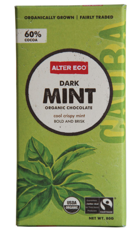 Chocolate Organic - Dark Mint 60%