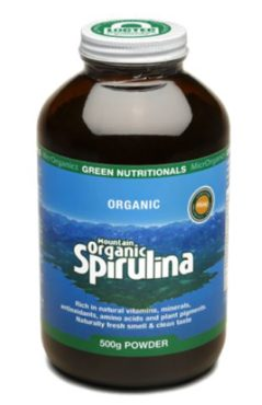 Hawaiian Pacifica Spirulina Powder
