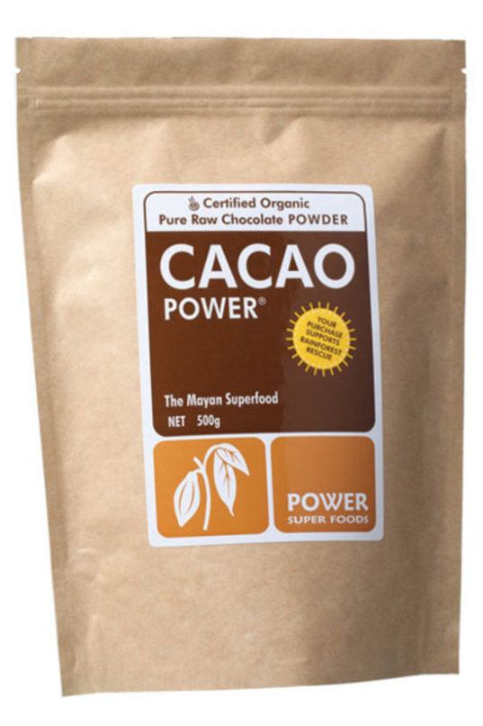 Cacao Power Cacao powder