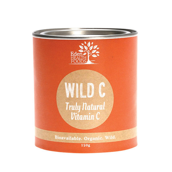 Wild C Natural Vitamin C Powder