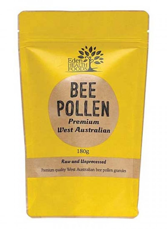 Bee Pollen raw & Unprocessed