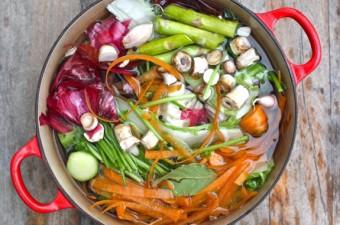 Alkalising Vegetable Broth