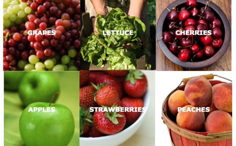 Which foods should you buy organic?