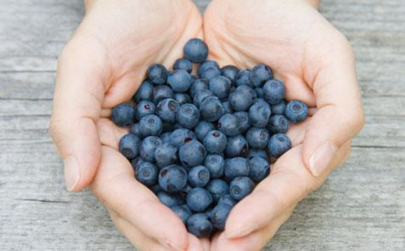 Would you like a side of chemicals with your blueberries?
