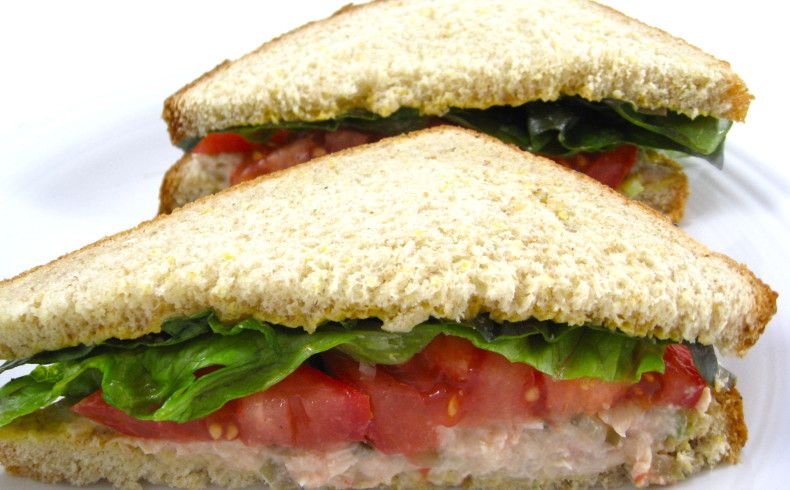 Why the humble sandwich doesn't cut it!