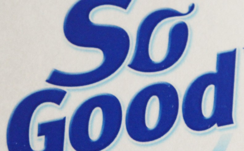 """Soy...NOT... """"So Good"""""""