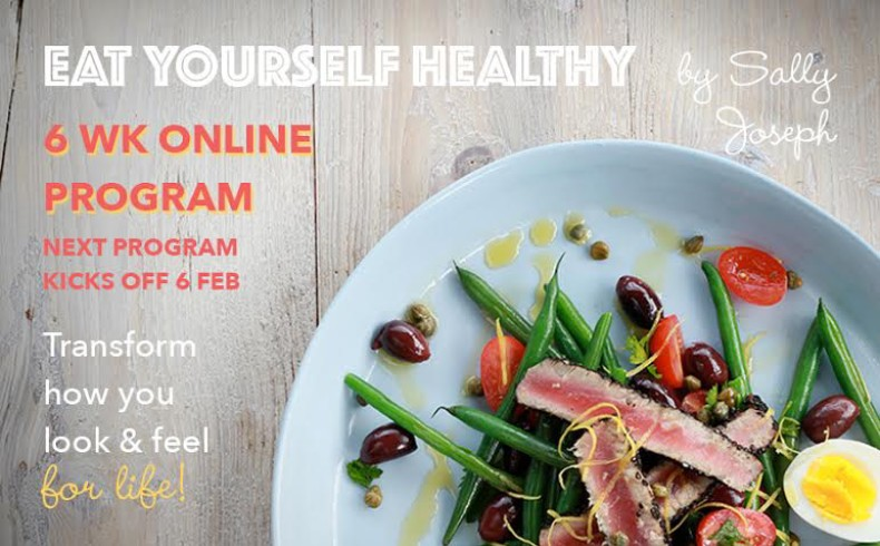 6 Reasons to Join My Eat Yourself Healthy Online Program