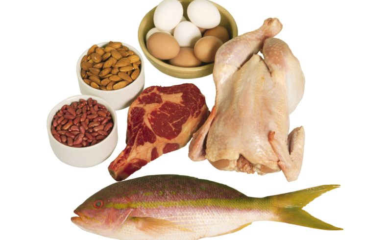 How Much Protein Is Contained In Food